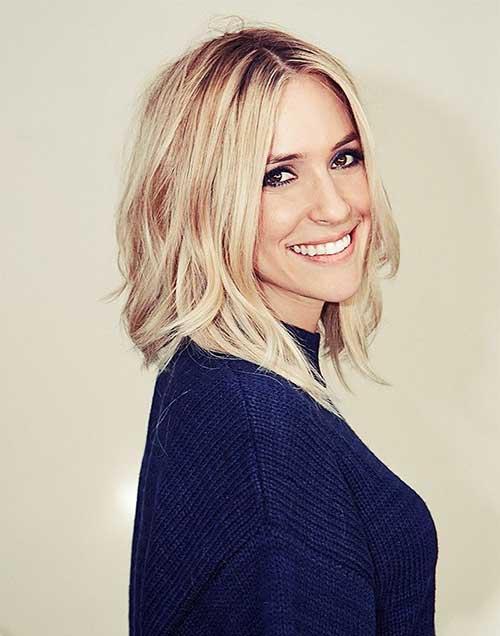 Kristin Cavallari Blonde Celebrity Hair