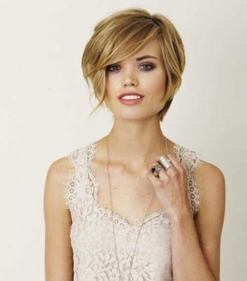 Blonde Long Pixie Hair Ideas