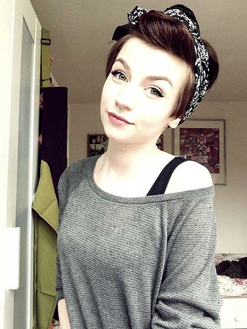 Lovely Pixie with Head Band