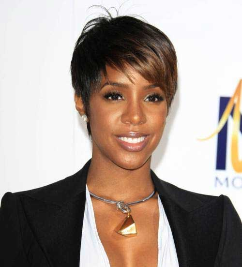 Modern Short Style Haircuts for Long Faces