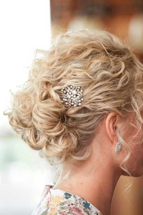 Best Natural Curly Hair Updo