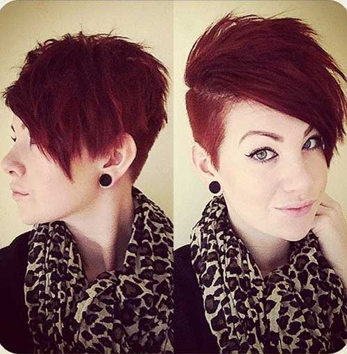 one side shaved hairstyles Car Tuning