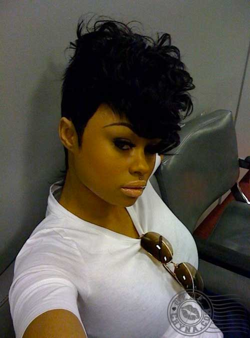 20 Short Hairstyles Black's Hair | The Best Short Hairstyles for Women ...