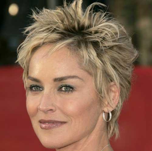 Best Short Hairstyles for Blonde Women