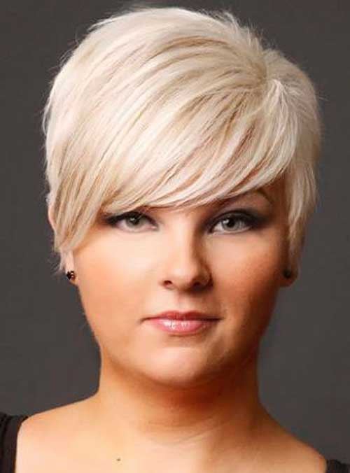 Short Hairstyles for Cute Fine Hair