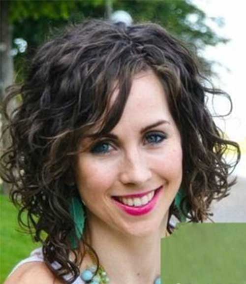 Styling Short Curly Hair for Women