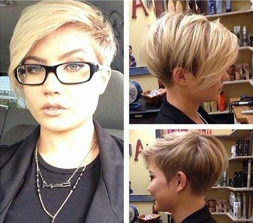 Short Hairstyles 2015 Trends