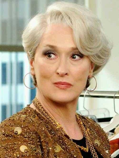 50s Older Women Short Hair Ideas