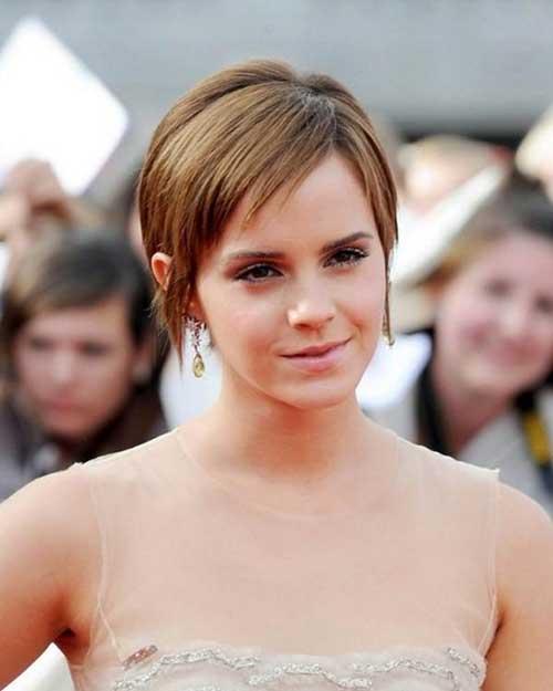 Nice Actress Pixie Haircut