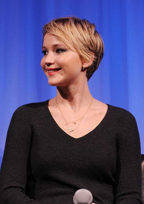 Actresses with Long Pixie Haircuts