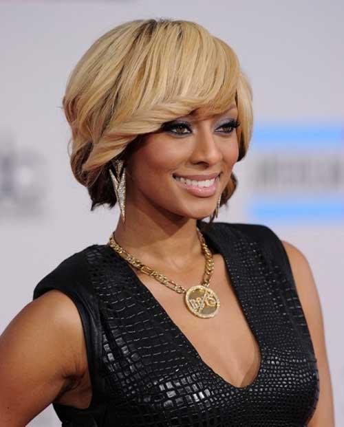 Best Blonde Short Hair for Black Women