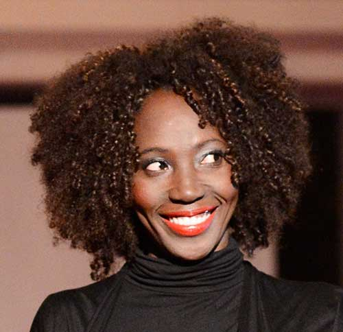 Black Afro Hair with Curly Hairstyles