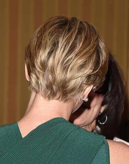 Pixie Haircut Back View The Best Short Hairstyles For