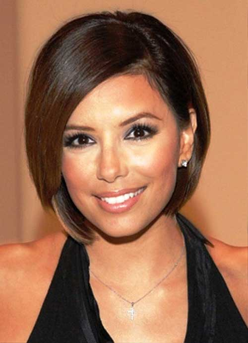 Straight Bob Hair Cut Classic Style Pictures