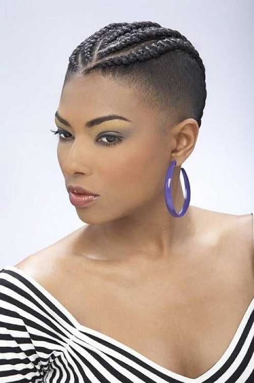 Best Braids for Black Women Hair Short