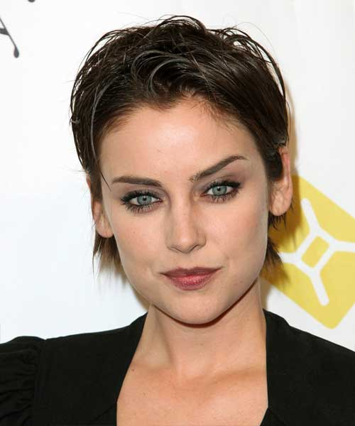 Casual Hairdo for Short Hairstyles