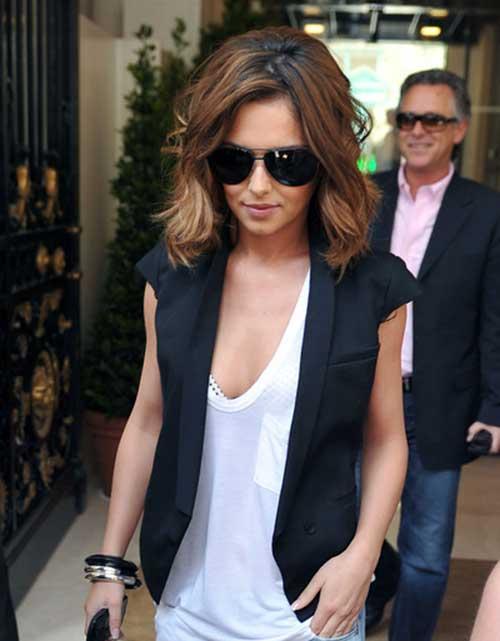Trendy Casual Short Hair