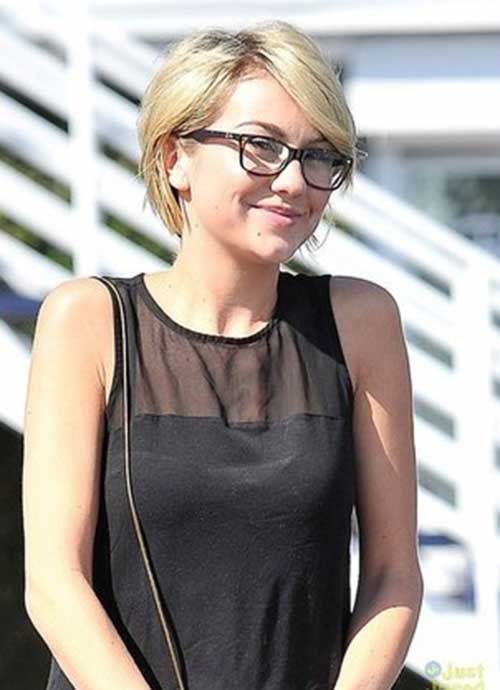 Chelsea Kane New Short Bob Hairstyle