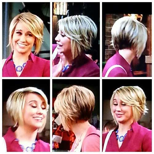 Chelsea Kane Short Hair Pictures