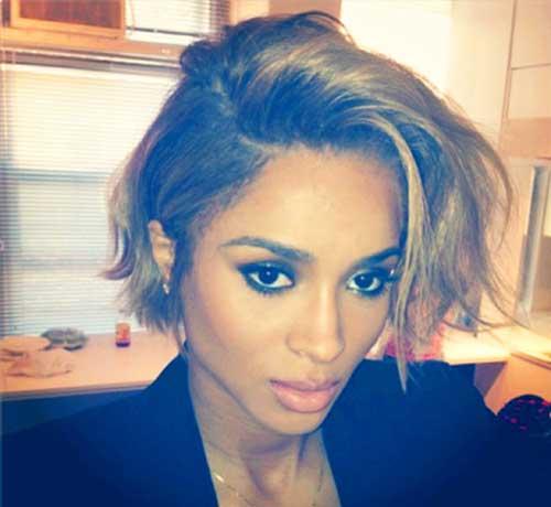Ciara Short Hair