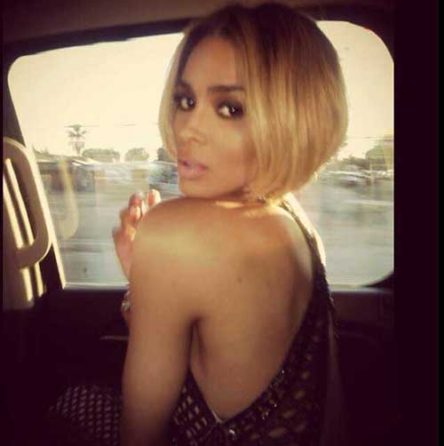 Best Ciara Short Straight Hair