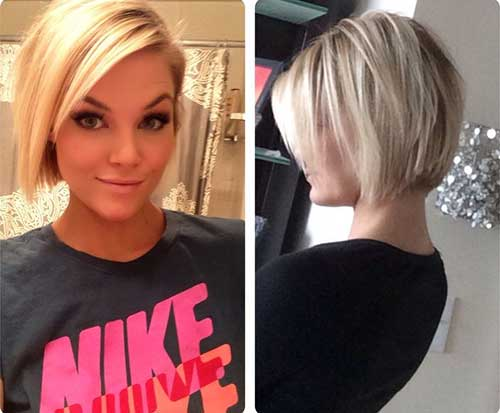 trendy bob hairstyles : Pics Photos Trendy Short Bob Hairstyle For Women 2013