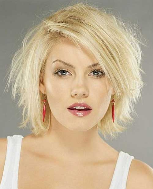Elisha Cuthbert Short Hair HAIRSTYLE GALLERY