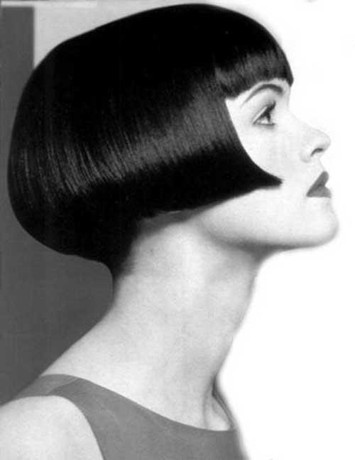 French Modern Bob Hair