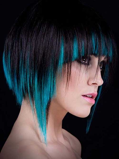 Best Hair Color Ideas with Two Tone
