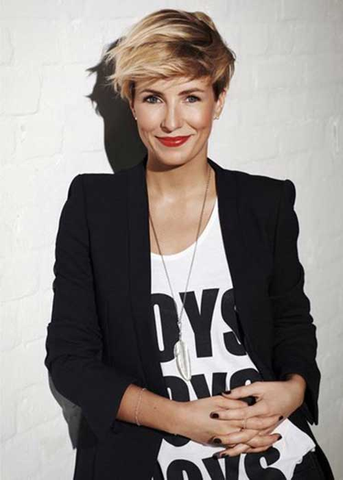 Hipster Casual Pixie Short Hairstyles