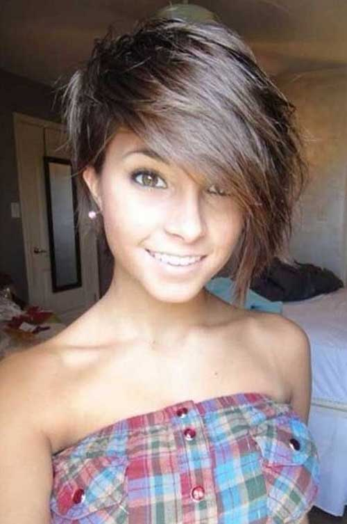 ... Pixie Cuts with Long Bangs | The Best Short Hairstyles for Women 2016
