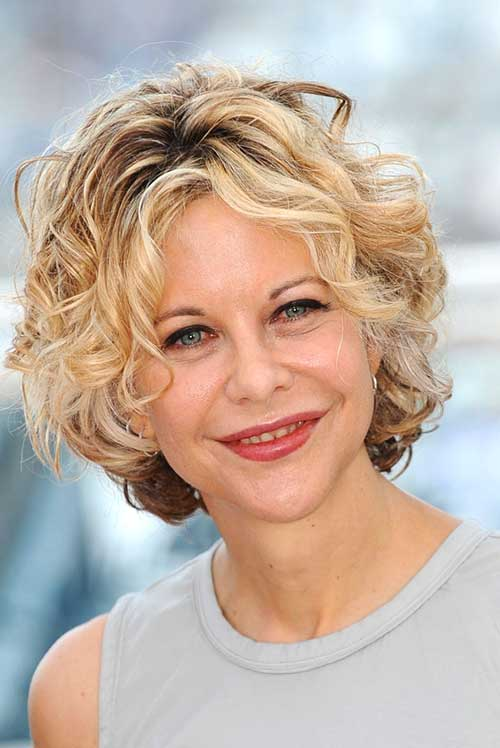 ... Meg Ryan Short Hairstyles | The Best Short Hairstyles for Women