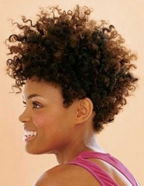 Natural Weave Hair Styles
