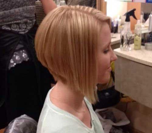 Strawberry Blonde Short Hair for Girls