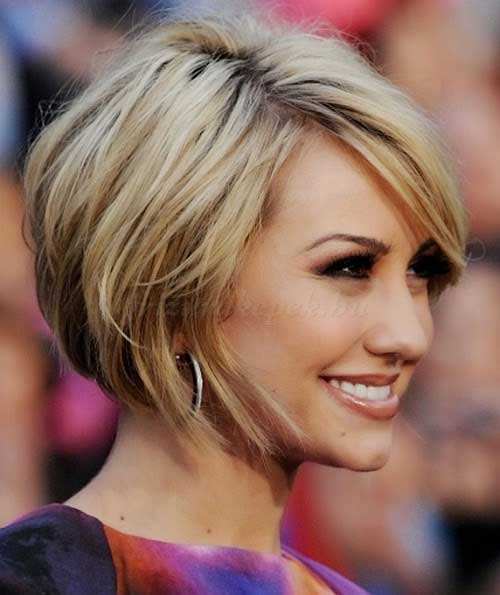 ... Bobs With Bangs | The Best Short Hairstyles for Women 2016