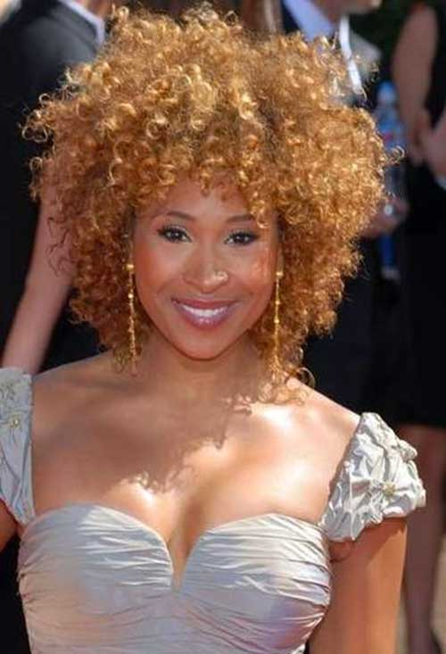 Short Curly Weave Hairstyles For Black Women Curly Hairstyles For ...