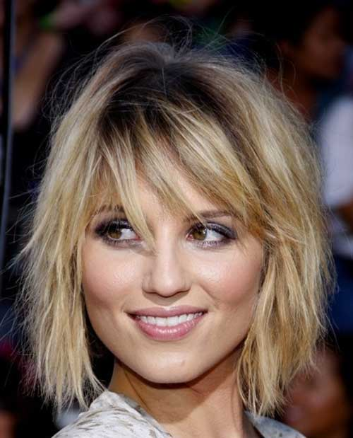 Short Edgy Cut for Thick Hairstyles