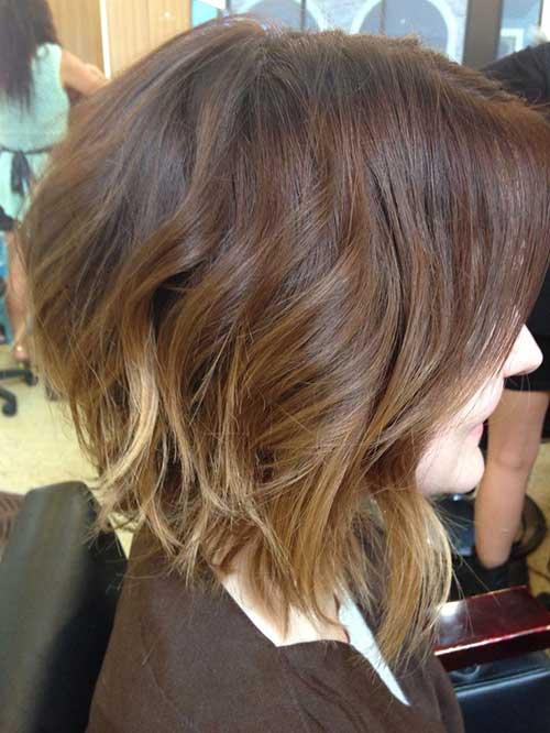 Best Short Hair Idea for Brunettes