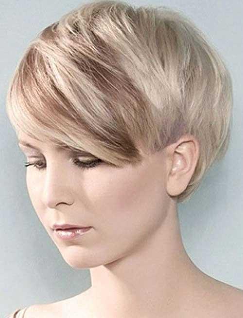 Excellent 15 Two Tone Hair Color Ideas For Short Hair Crazyforus Short Hairstyles Gunalazisus