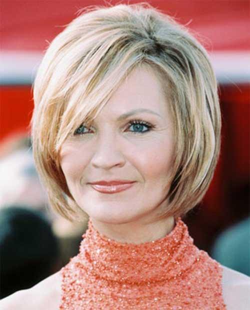 Best Short Hair Styles for Over 50s