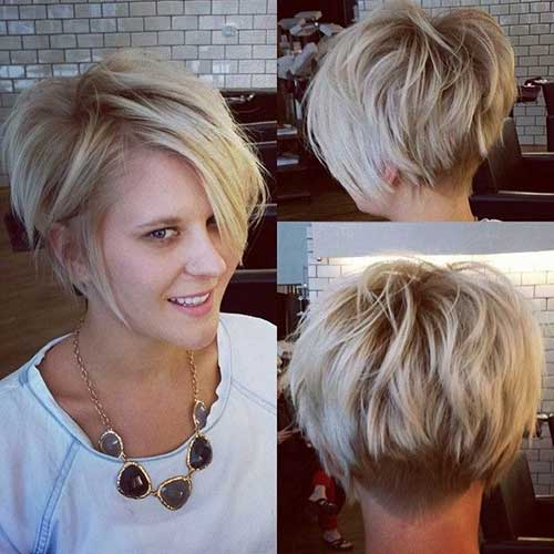 Best Trendy Short Haircuts for 2014-2015
