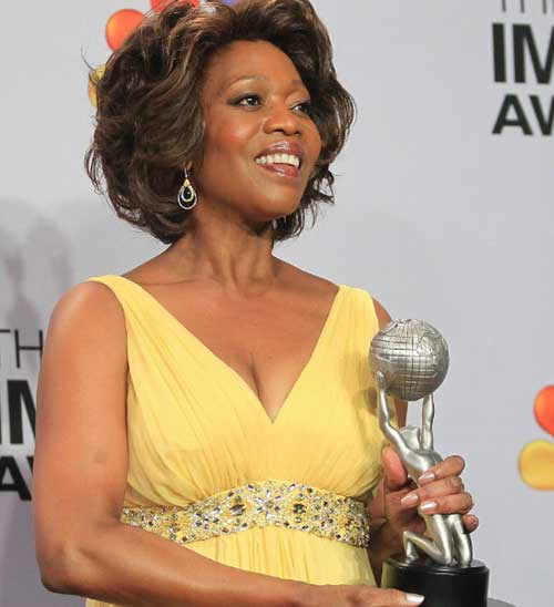 Celeb Short Haircuts for Black Women Over 40