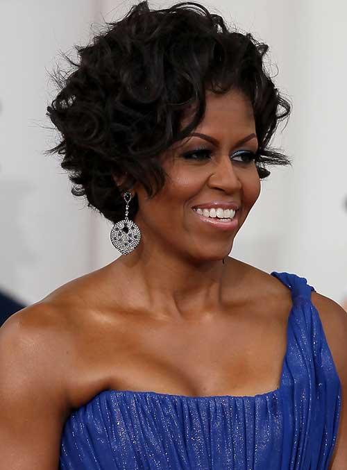 Best Short Hairstyles for Black Lady Over 40