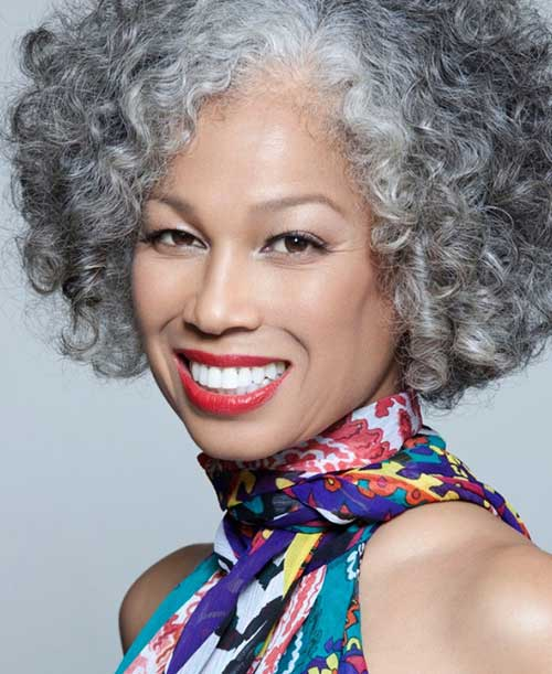 Short Hairstyles For Black Women Over 50 The Best Short