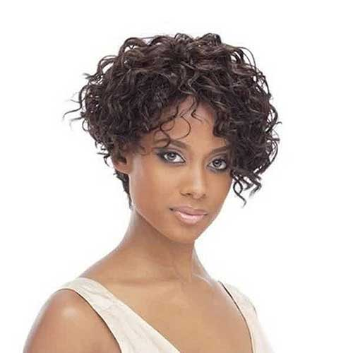 Short Weave Bob Hairstyles