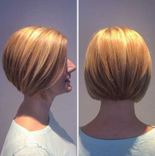 Stylish Classic Bob Hairstyles Pictures