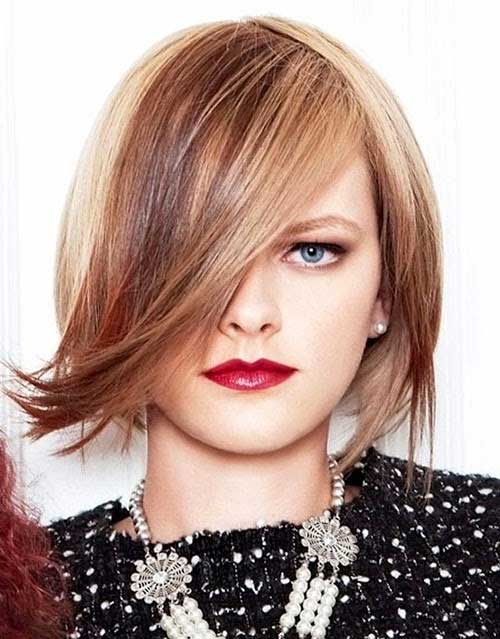 Best Two Tone Hair Color Idea
