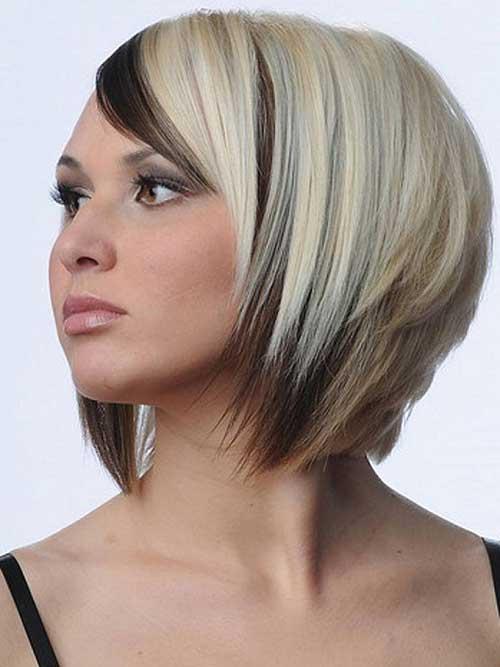 Astonishing 15 Two Tone Hair Color Ideas For Short Hair Crazyforus Short Hairstyles For Black Women Fulllsitofus