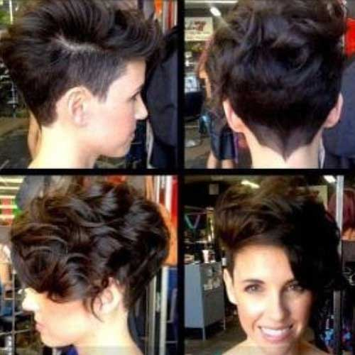Best Pixie Haircut for Wavy Hair Style