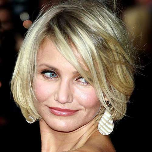 Cameron Diaz Haircut: The Best Short Hairstyles For